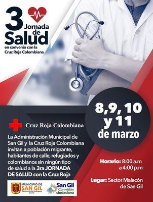 3ra Jornada de Salud